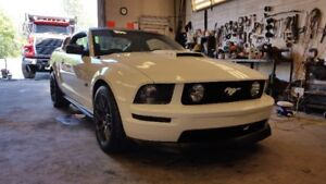2007 Mustang GT Super Charged