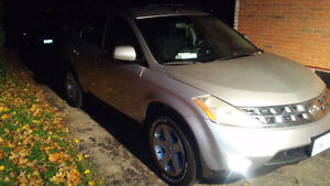 2003 Nissan Murano AS-IS , New Engine Installed