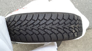4x like New Winter Tires at a discounted Price!