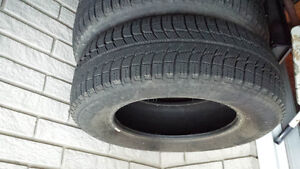 4 michellin tubeless tires Kitchener / Waterloo Kitchener Area image 2