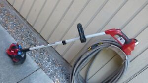 "24V TORO Max 12"" Cordless Trimmer/Edger 51487 NO CHARGER - $35"