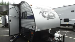 2019 Wolf Pup 18 TO-DENCO DEALIN' DAZE BLOWOUT-NOW ONLY $22964!