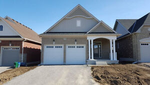 Brand New Bungalow for Rent in Bowmanville