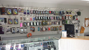 New good used phones and a new one - 30 day store warranty