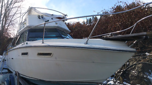 26 ft fishing boat (reduced price )