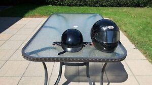 2 casques de moto West Island Greater Montréal image 2