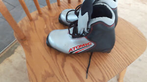 Child's cross country boots