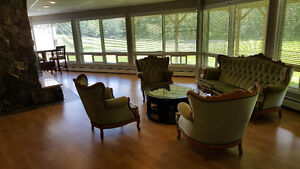 Bright, Walkout Suite on Acreage 6 Min. East of Sherwood Park