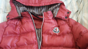 Moncler Brand New Red Jacket (Men or Unisex) Size M