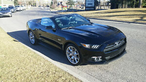 2015 Ford Mustang GT Convertible MINT
