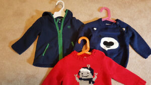 Baby Stuff (Blanket/Swaddle/Shoes/Pillow etc)