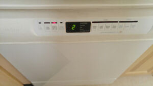 MAYTAG Built-in Dishwasher - used