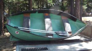 Porte Bote folding boat