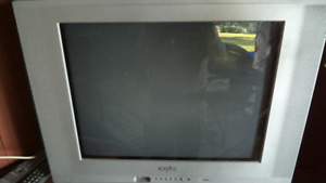 24 inch Sanyo Colour TV with Remote
