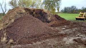 Free Composted Horse Manure / Hwy#27 Just South of Hwy#9