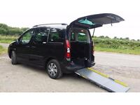 2014 Citroen Berlingo 1.6e-HDi XTR Wheelchair Accessible Disabled Vehicle AUTO