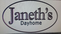 Profesional Dayhome * Spots Available