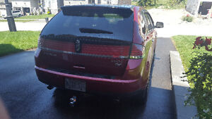 2008 Lincoln MKX Limited NAVI / LTHR /PANO ROOF / TOWING