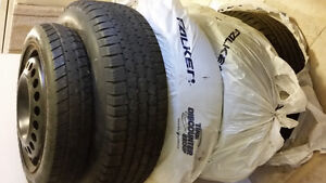 Michelin tires- EXCELLENT TREAD