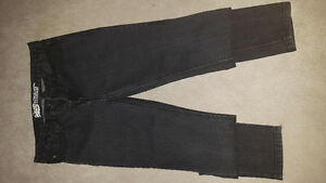 Size 12/28 West49 Black Skinny Jeans