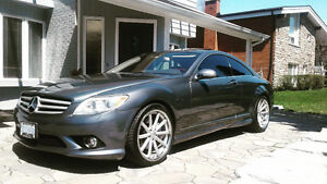 2010 Mercedes-Benz CL-Class 550 4matic Coupe (2 door)