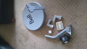 Bell dish and accessories