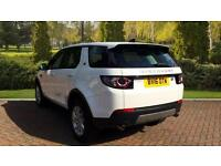 2016 Land Rover Discovery Sport 2.0 TD4 180 SE 5dr Automatic Diesel 4x4