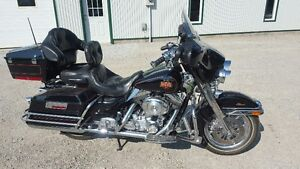 2000 Harley Davidson Electra-Glide Classic