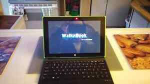 Irulu Walknbook 10.1 Win10 Tablet w. Keyboard