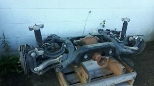 2015 Mustang IRS axle complete