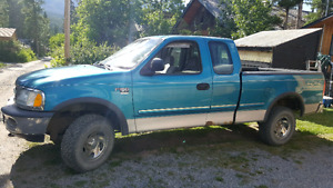 1998 ford f150 supercab 4x4