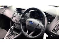 2015 Ford Focus 1.6 125 Zetec Powershift Automatic Petrol Hatchback