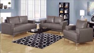 Sofa ´s set 3 couches i bonded leather