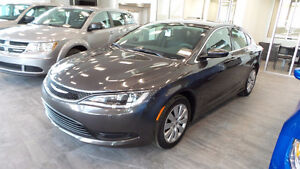REDUCED!! 2016 CHRYSLER 200 LX! SAVE $10,000, ONLY $115 BW!