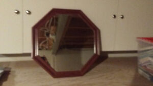 Mirror-octagon shaped