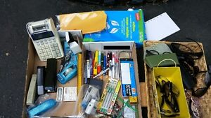 LOT OF OFFICE SUPPLIES CALCULATORS AND MORE $20 OBO Kingston Kingston Area image 2