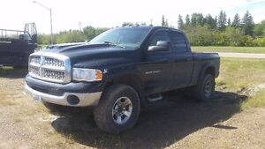 2005 Dodge 2500 diesel twin turbos twin pumps