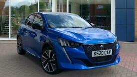 image for 2020 Peugeot 208 50kWh GT Line Auto 5dr Hatchback Electric Automatic