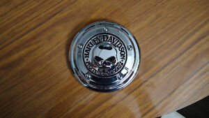 Chrome Willie G Air Cleaner cover