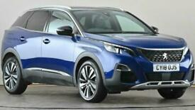 image for 2018 Peugeot 3008 1.5 BlueHDi GT Line Premium 5dr EAT8 Auto Estate diesel Automa