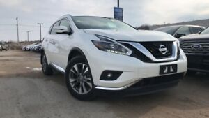 2018 Nissan Murano SL 3.5L V6 AWD LEATHER NAVIGATION