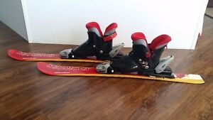 Downhill Skis Lot - Skis, Boots, & Bindings (3 - 6 years old)