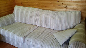 2    7ft couches