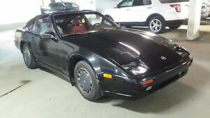 1987 Nissan 300ZX T Top N/A Classic Z