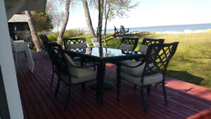 Lakefront Cottage for Rent at THE WINNIPEG BEACH MANITOBA. Cotta