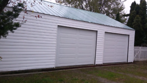 Storage for Motor Cycle - located in Armstrong