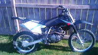 2007 suzuki dr-z 125L 4 stroke just serviced $2500