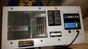 Delta air cleaner almost new. Price $250.00