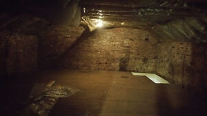 Large Loft Storage Space Available 900 sq ft Downtown