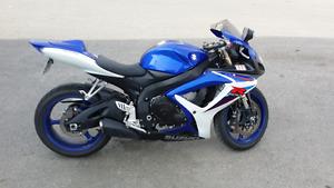 2007 gsx r 600